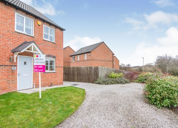Thumbnail 3 bed semi-detached house for sale in Sanderson Way, Swinton, Mexborough