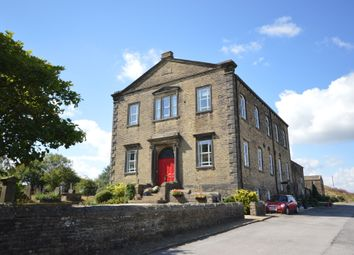 4 bed semi-detached house for sale in The Chapel, Scammonden, Huddersfield HD3