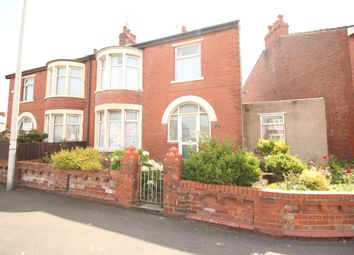Thumbnail 3 bedroom semi-detached house for sale in Keswick Road, Blackpool