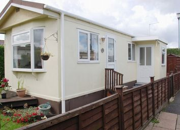 Thumbnail 1 bed detached house for sale in Oversley Mill Park, Oversley Green, Alcester