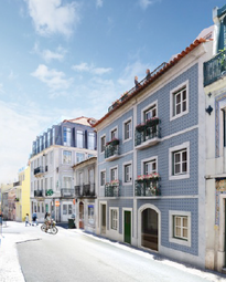 Thumbnail Block of flats for sale in Rua Campo De Ourique, N°3-9, Campo De Ourique, Lisbon City, Lisbon Province, Portugal