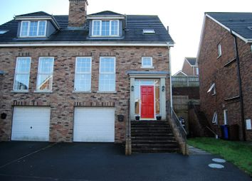 Thumbnail 3 bed semi-detached house for sale in Demesne Park, Downpatrick
