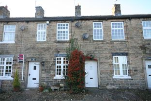 Thumbnail 2 bedroom cottage to rent in Iron Row, Burley-In-Wharfedale