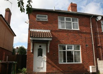 Thumbnail 3 bed semi-detached house to rent in Keats Road, Wolverhampton