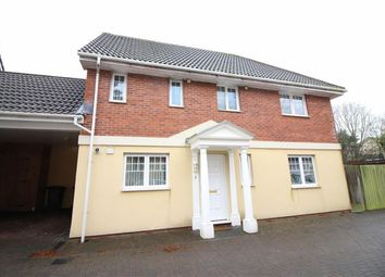 Thumbnail 3 bedroom link-detached house for sale in The Close, Barnstaple