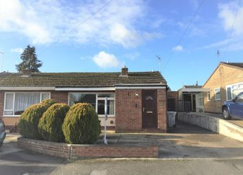 Thumbnail 3 bed bungalow for sale in Langdale, Desborough, Kettering