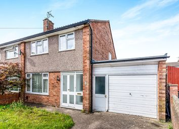 Thumbnail 3 bed semi-detached house for sale in Beechwood Close, Dawley, Telford