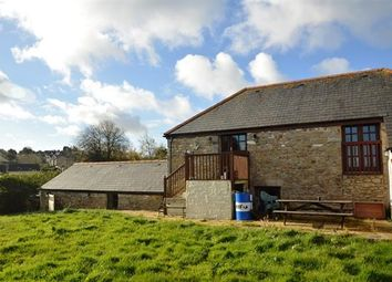 Thumbnail 4 bed detached house for sale in Stithians, Truro