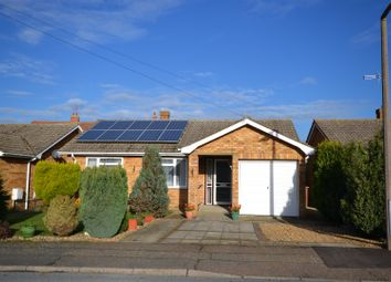 Thumbnail 3 bed detached bungalow for sale in Brent Avenue, Snettisham, King's Lynn