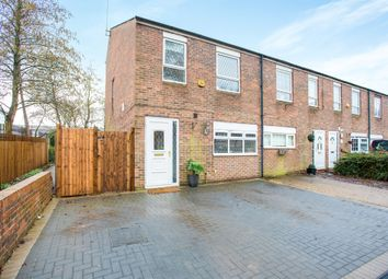 Thumbnail 4 bed end terrace house for sale in Hackney Close, Borehamwood