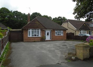 Thumbnail 3 bed bungalow for sale in Wood Lane, Wedges Mills, Cannock