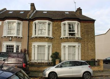 Thumbnail 3 bed end terrace house to rent in Scawen Road, London