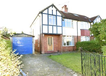 Thumbnail 3 bed semi-detached house to rent in Yewdale Road, Harrogate