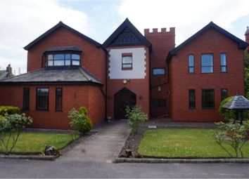 Thumbnail 4 bed flat for sale in Chester Road, Knutsford
