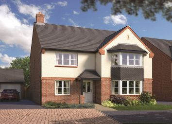 Thumbnail 5 bedroom detached house for sale in Heron Way, Malbank Waters, Edleston