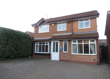 Thumbnail 4 bed detached house to rent in Wentworth Drive, Blackwell, Bromsgrove