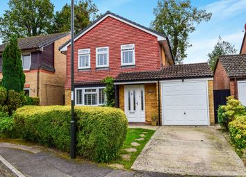 Thumbnail 4 bed detached house for sale in Sissinghurst Close, Crawley