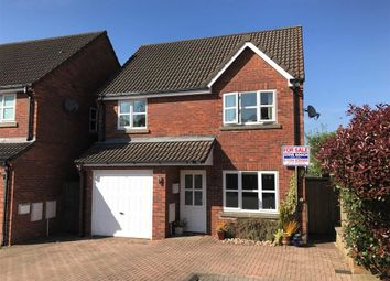 Thumbnail 3 bedroom detached house for sale in Tudor Court, Berry Hill, Coleford