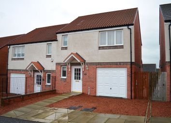 Thumbnail 3 bed detached house to rent in Trinity Crescent, Kelty, Fife
