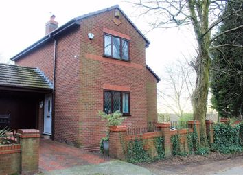 Thumbnail 4 bed detached house for sale in Woodend Lane, Hyde