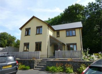 Thumbnail 4 bed detached house for sale in Cysgod-Y-Coed, Cwmann, Lampeter, Carmarthenshire