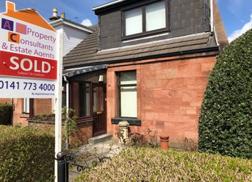 Thumbnail 1 bed end terrace house for sale in Rhindmuir Road, Swinton