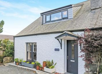 Thumbnail 3 bed end terrace house for sale in Llanbedrog, Pwllheli, Gwynedd, .