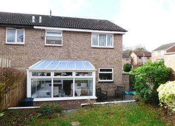 Thumbnail 1 bed end terrace house for sale in Clement Road, Chaddlewood, Plymouth