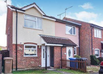 Thumbnail 2 bed terraced house to rent in Foden Avenue, Ipswich