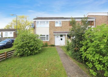 Thumbnail 3 bed end terrace house for sale in Trefoil Crescent, Crawley