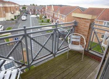 Thumbnail 1 bed flat to rent in Kingham Close, Moreton, Wirral