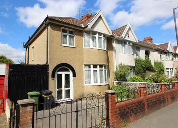 Thumbnail 3 bed semi-detached house for sale in Francis Road, Bedminster, Bristol