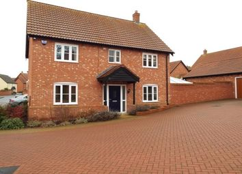 Thumbnail 4 bedroom property to rent in Hall Wood Road, Norwich