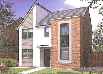 "Thumbnail 4 bed detached house for sale in ""The Constable "" at Sir Bobby Robson Way, Newcastle Upon Tyne"