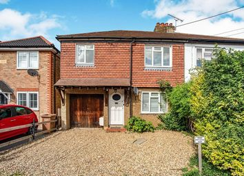 Thumbnail 4 bed semi-detached house to rent in Essex Road, Longfield