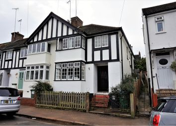 Thumbnail 4 bed end terrace house for sale in Haydon Road, Oxhey Village, Watford