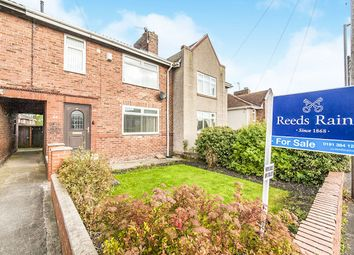 Thumbnail 3 bed terraced house for sale in Bevin Square, South Hetton, Durham