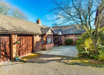 Thumbnail 4 bedroom detached bungalow for sale in Barley Brook Meadow, Sharples, Bolton, Lancashire