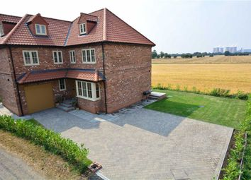 Thumbnail 5 bed detached house for sale in Brier Lane, Newland, Selby