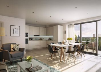 Thumbnail 2 bed flat for sale in Cambium, Southfields