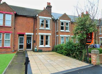 Thumbnail 3 bed terraced house for sale in Recreation Road, New Town, Colchester