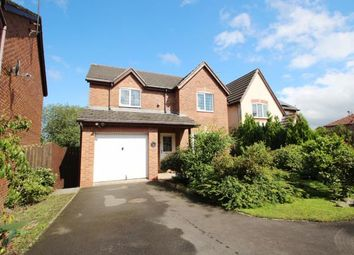 Thumbnail 3 bed detached house for sale in Ashwood Avenue, Oakdale, Blackburn, Lancashire