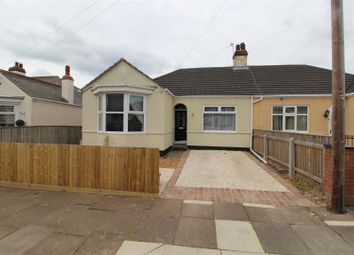 Thumbnail 2 bed semi-detached bungalow for sale in Parker Street, Cleethorpes