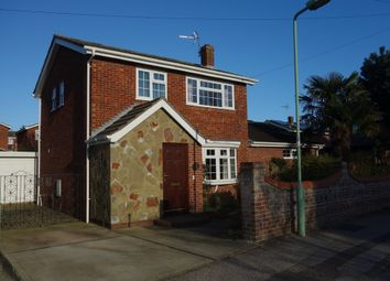 Thumbnail 4 bedroom detached house for sale in Sands Lane, Oulton, Lowestoft