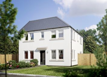 "Thumbnail 4 bed detached house for sale in ""The Aberlour"" at Lignieres Way, Dunbar"