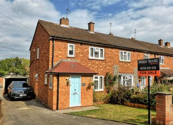 Thumbnail 3 bed end terrace house for sale in Seymour Road, Chalfont St. Giles