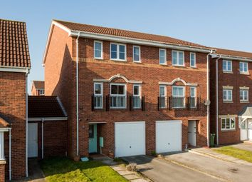 Thumbnail 4 bed terraced house for sale in Coningham Avenue, Rawcliffe, York