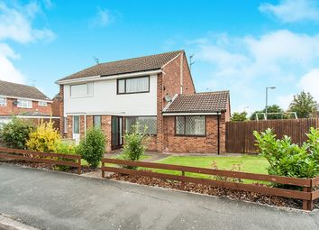 Thumbnail 2 bedroom semi-detached house for sale in Motherwell Close, Hull