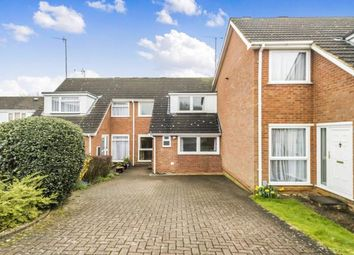 Thumbnail 3 bed terraced house for sale in Woburn Close, Stevenage, Hertfordshire, United Kingdom