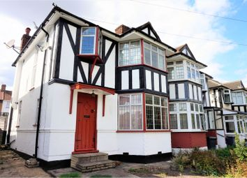 Thumbnail 3 bed semi-detached house for sale in Rushgrove Avenue, London